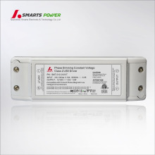 ELV phase cut high PF 12v 24v 6w triac dimmable led driver