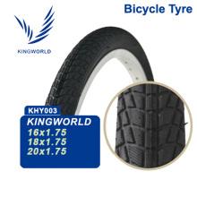 pneus de bicyclette de 18 pouces