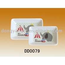Factory direct wholesale ceramic dish