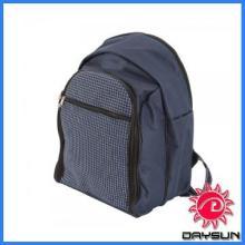 600D Oxford Cloth 4 person Blue Picnic Bag