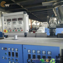 Деревянная пластичная составная производственная линия производственная линия доски WPC