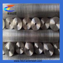 Usine ISO9001 à métaux soudés galvanisés à bas prix