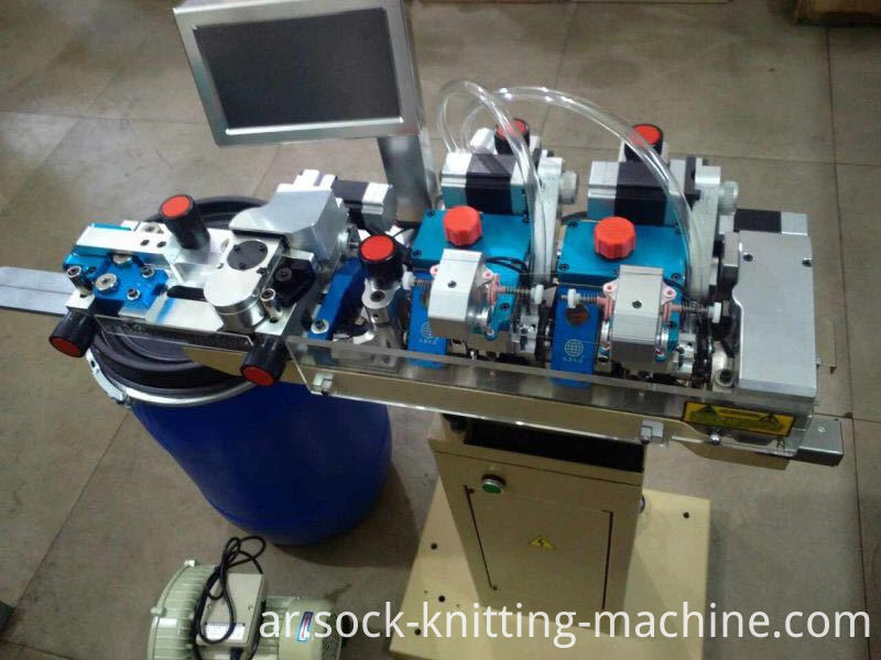 Sock Closing Machine