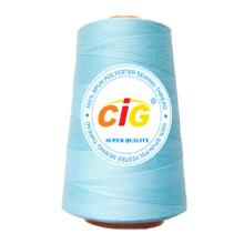 Fils de couture en polyester filé 50/2