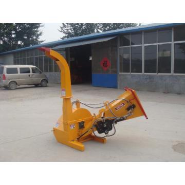 Zapfwelle Traktors montiert BX Hackschnitzelmaschine