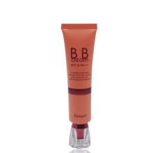 bb creme cosmético plástico cosmético creme tubo pacote