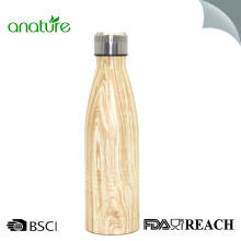 ODM for China Insulated Water Bottle,Insulated Stainless Steel Bottle,Stainless Steel Water Bottle Manufacturer Stainless Steel Water Bottle With Air Transfer Painting export to Zambia Exporter