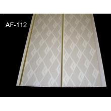 Panel de techo de PVC barato de la fábrica Af-112