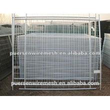 Ventas calientes Temporary Fence Factory (fabricante)