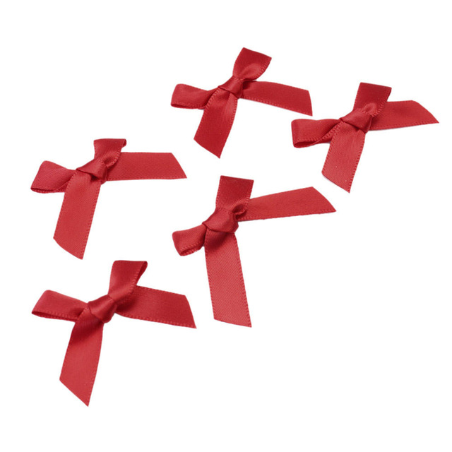 Red Small Ribbon