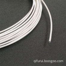 Lead Wire with Semi-rigid PVC Insulation, Made of Appliance Wiring UL 758 Material