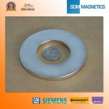 Certificated Strong Power NdFeB Ring Magnet