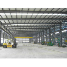 Steel Structure Designed Workshop Building (KXD-SSW1288)