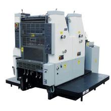 Печатная машина с двумя цветами