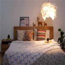 Lightweight Blue light Baby Luminous Fleece Blanket