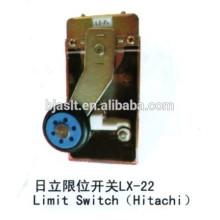 Interruptor de fim de curso para o fornecedor das peças da elevação da porta / elevador