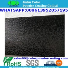 RAL9005 Black Wrinkle Powder Coating