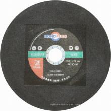 Discos de corte extra diámetro 1250mm y 610mm billete muelas