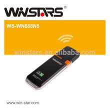 DualBand Wireless-n Adapter, 300Mbps Netzwerk USB Adapter, Reichweite von bis zu 300m