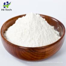 Hyaluronate de sodium cosmétique pur à teneur élevée en matières premières