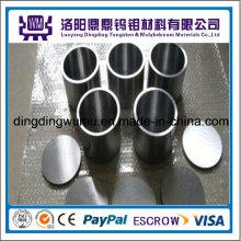 Crisol de tungsteno puro de alta calidad de la alta calidad 99.95% Cristales de tungsteno / de tungsteno o molibdeno para la fundición que derrite, cuenco de tungsteno