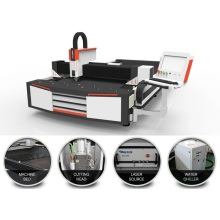 Economic  Laser Cutting Machine for Carbon Steel
