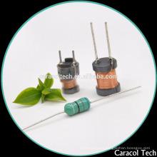 Inductor fijo vertical de 150uH DR Power para los juguetes electrónicos