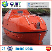 36P 6.5M enclosed /open lifeboat with davit price CCS BV
