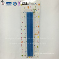 Top Quality Competitive Price Eco-Friendly Wax Ordinary Birthday Candle