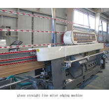 Fabrik-Versorgungsmaterial Glas Geradeturnen Gehrung Einfassung Maschine