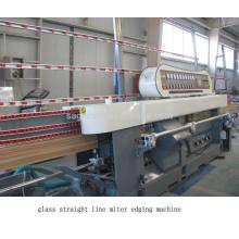 Approvisionnement d'usine verre Straight-line onglets bordure Machine