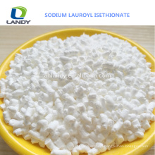 TOP QUALITY SODIUM LAUROYL METHYL ISETHIONATE SODIUM LAUROYL ISETHIONATE IN SOAP