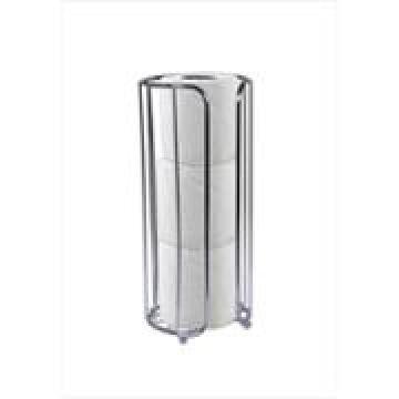Interdesign Forma suporte de papel higiênico ultra escovado de aço inoxidável