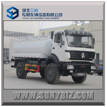 Beiben China Benz 4WD 4X4 8m3 Oil Tanker Truck