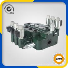 Válvula direccional de control de flujo electrohidráulico a prueba de explosiones