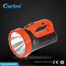 5W rechargeable high power portable rechargeable searchlight(GT-8508)