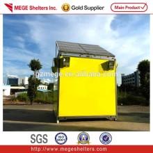 Prefab telecom shelter