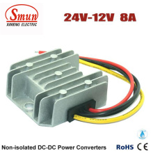 24V to 12V 8A Car Power Supply DC Converter
