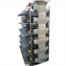 quail farm equipment 6 layers cage 200-300 quail breeding cages commercial quail cages
