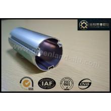 Tubo de rolos para perfis de alumínio