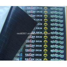 Correctif en caoutchouc de caoutchouc de silicone de l'étiquette 3D de vulcanisation pour le sac, vêtement, chaussures, étiquette de silicone