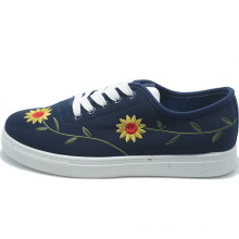 New Inwrought Sunflower Classical Student Women Men Rubber Shoes