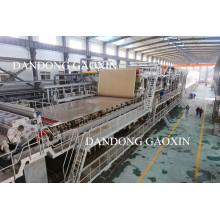 Dreischicht-Testliner-Papiermaschine