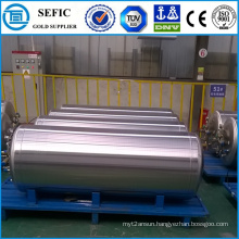 2014 Low Pressure Welded LNG Cylinder for Vehicle (DPL-450-175)