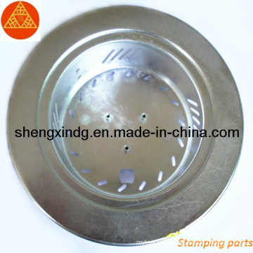Stamping Steel Metal Cover Housing Shell Parts (SX073)