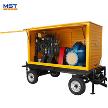 Motor diésel con bomba de agua de 100 hp