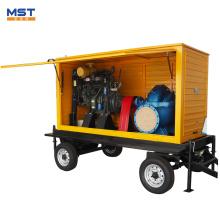 Motor diesel de bomba de água de 100 hp