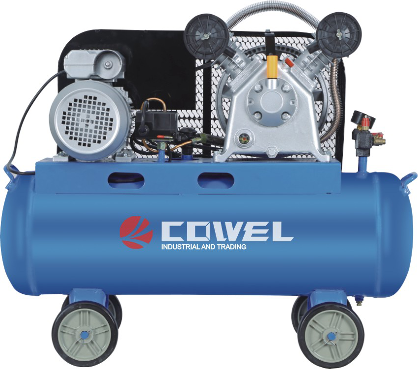 Piston Portable Belt Driven Air Compressor