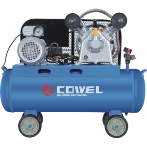 Variable Frequency Belt Driven Air Compressor