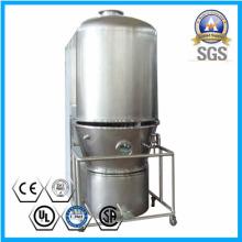 Secador de lecho fluidizado para secado de polvos o gránulos Wdg